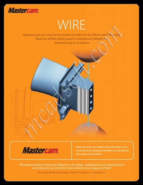 Mastercam Wire Manual